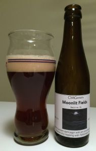 ClubGonzo's Moonlit Fields, batch no 34.
